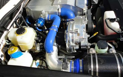Supercharged FJ Cruiser
