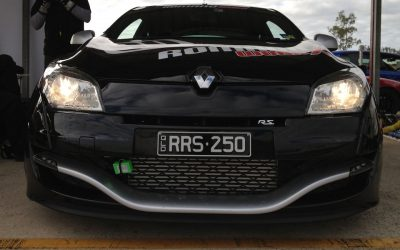 Racing Harness For Renault Megane